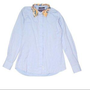 Essex Classics Long Sleeve Button-Down Shirt 16